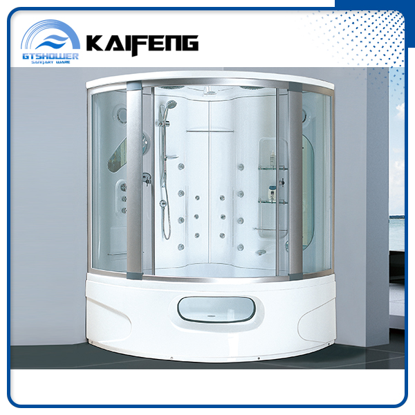 Complete Enclosed Shower Room with Bathtub(GT-0543)