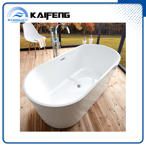 High Quality Free Standing Bathtub with CUPC Certificate