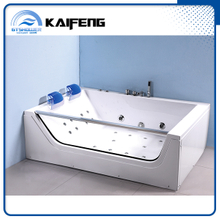 Modern Free Standing Whirlpool Massage Bath Tube