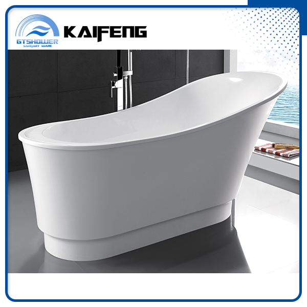 CUPC certificated freestanding soaking bathtub with high quality