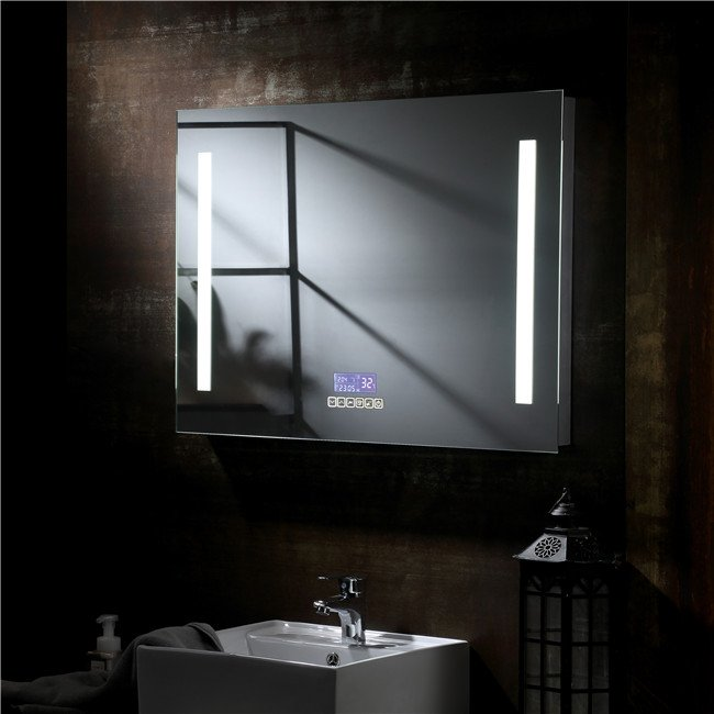 Touch screen bathroom mirror SM002